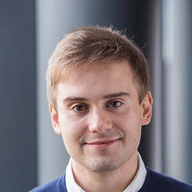 Aleksejs Sazonovs headshot