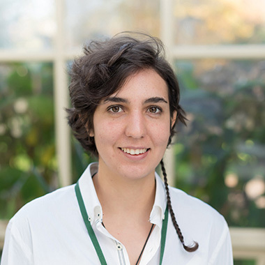 Alicia Núñez García headshot