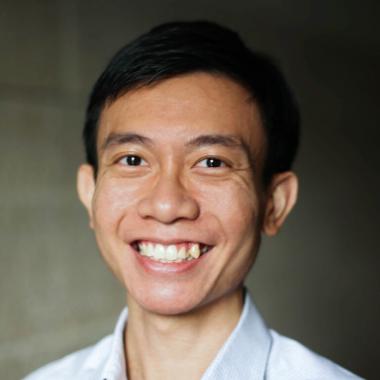 Kang Rui Garrick Lim headshot