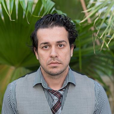 Mohammed Sami Al Amili headshot