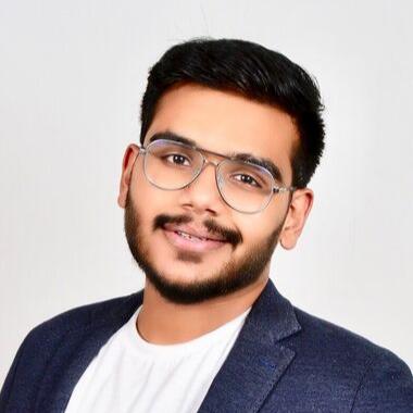 Prathyush Pradeep headshot