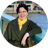 Rui Shi Ua Alumni Portrait
