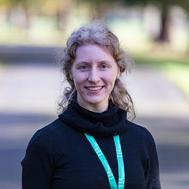 Melanie Hechenberger headshot