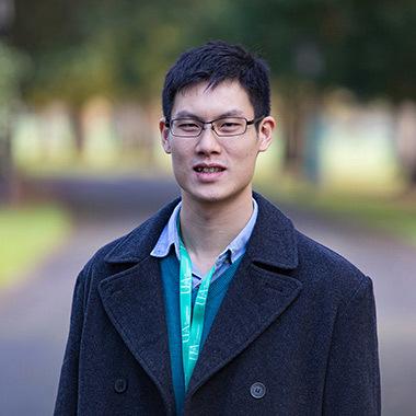 Jeremy Lim Zhen Jie headshot