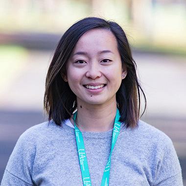 Kathy Liu headshot