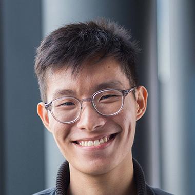 Weng Kin San headshot