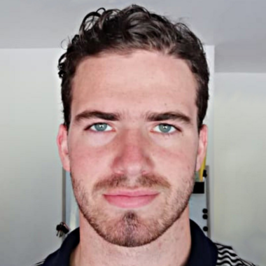 Liam Whelan headshot