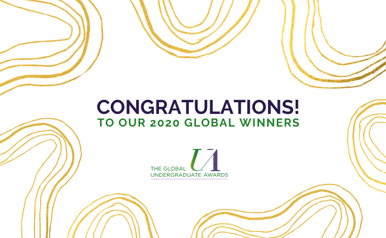 Website  2020 Global Winners Announcement